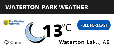 Waterton Park Weather