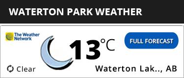 Waterton Park Weather