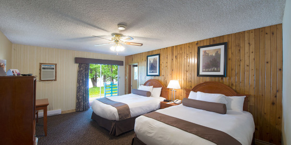 Waterton lodging