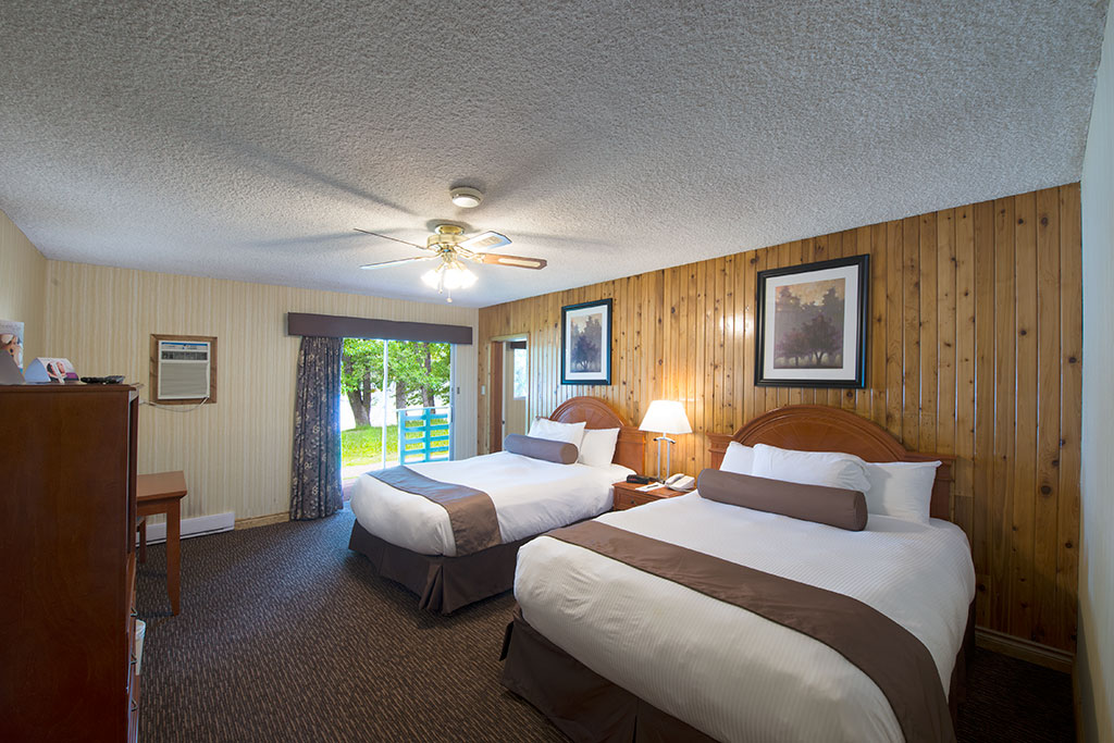 Waterton lodging