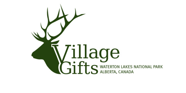 Village Gifts Wateron Lakes National Park Alberta Canada