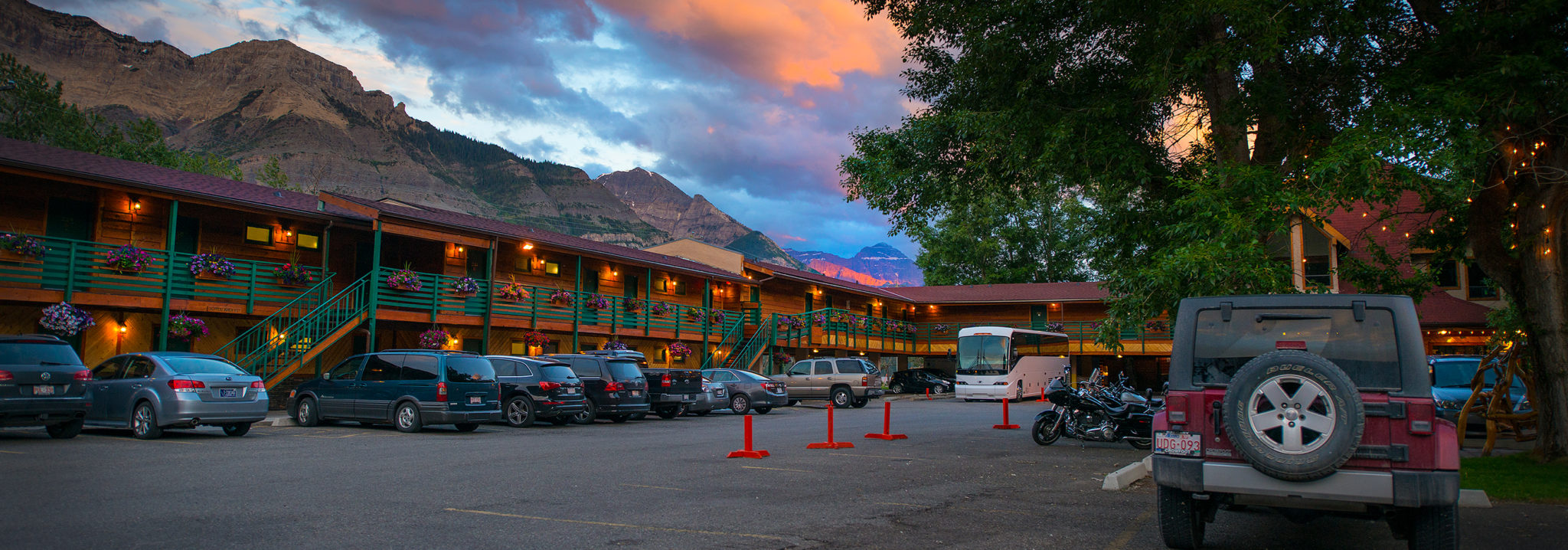 Waterton Bayshoreinn