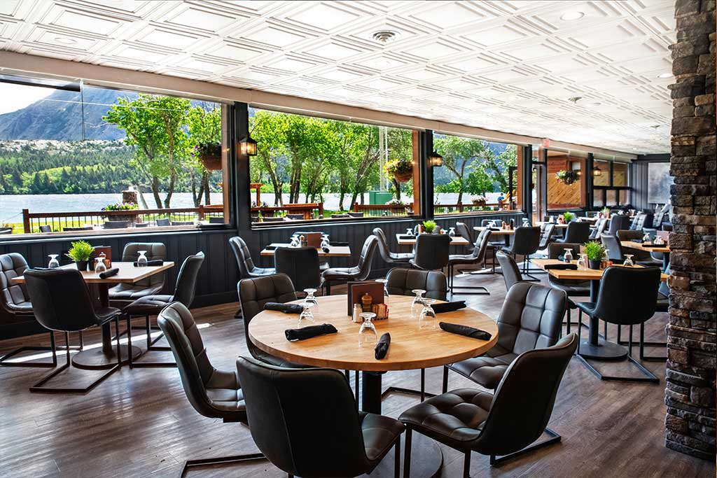 Lakeside Chophouse & Wine Bar