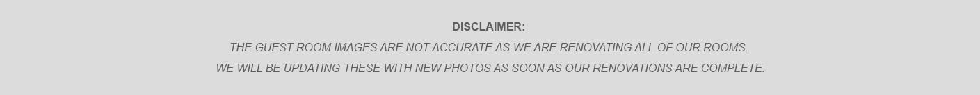 Image Disclaimer